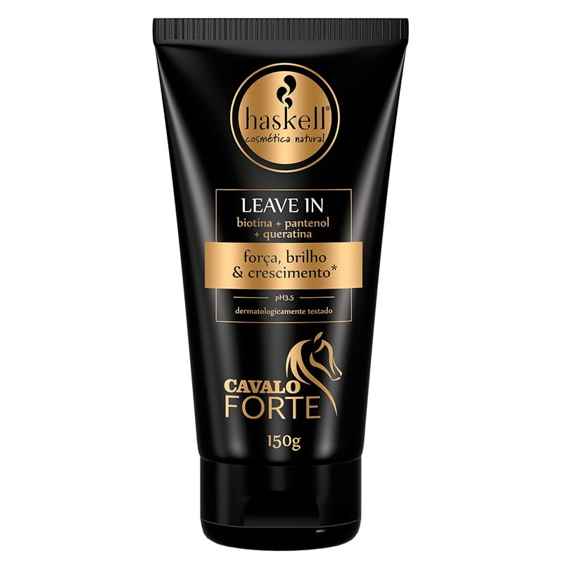 LEAVE-IN CAVALO FORTE 150G - HASKELL