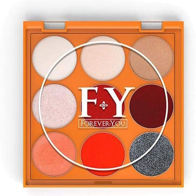 PALETA DE SOMBRAS CRUSH 2 - FOREVER YOU