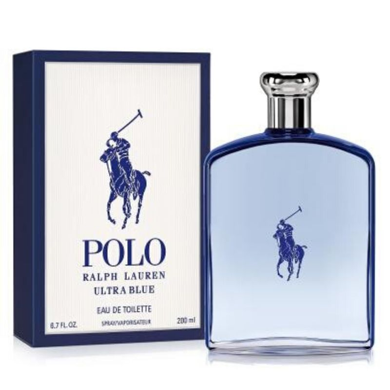 PERFUME POLO ULTRA BLUE EDT 200ML - RALPH LAUREN