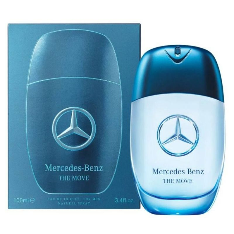 PERFUME THE MOVE EDT 100ML - MERCEDES BENZ