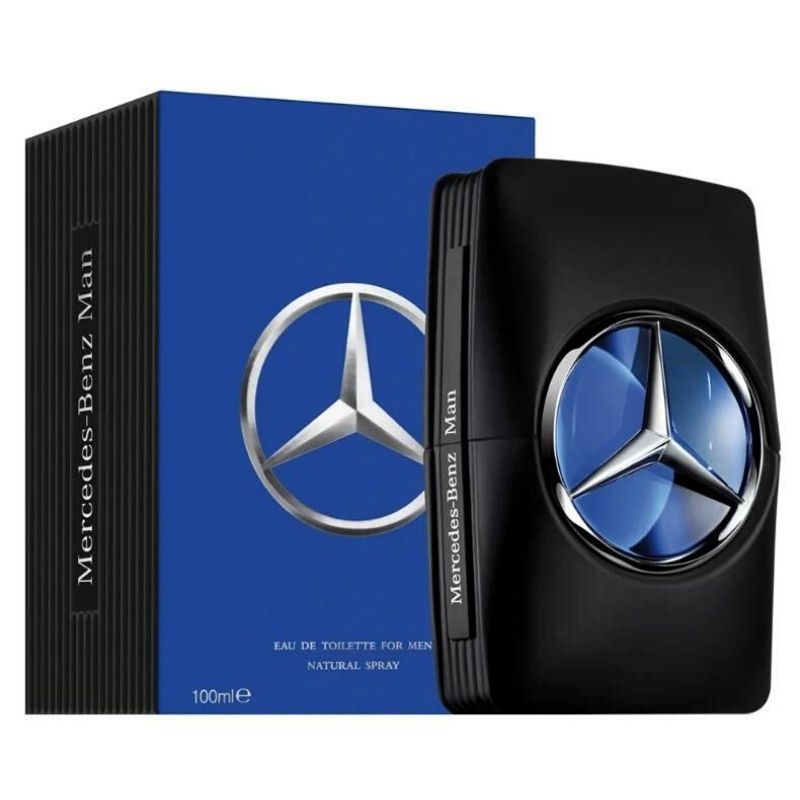PERFUME MAN BLUE EDT 100ML - MERCEDES BENZ
