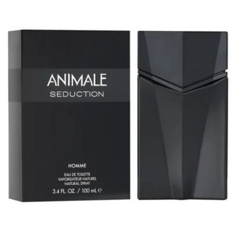 PERFUME SEDUCTION HOMME 100ML EDT  - ANIMALE