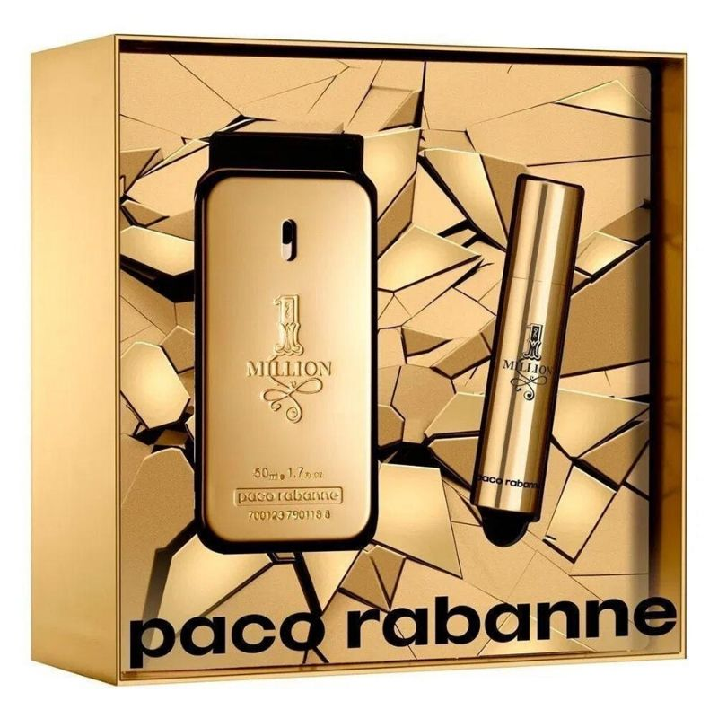 KIT 1 MILLION EDT - PACO RABANNE