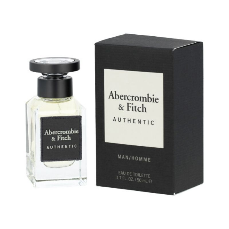 PERFUME AUTHENTIC MAN EDT 50ML - ABERCROMBIE & FITCH