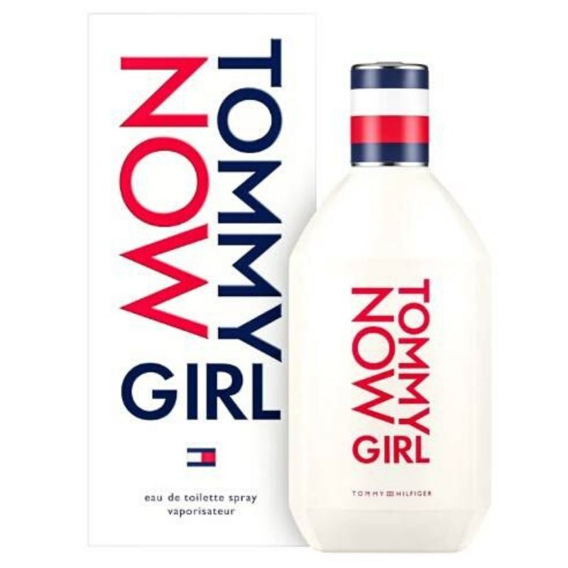 PERFUME TOMMY NOW GIRL EDT 100ML - TOMMY HILFIGER