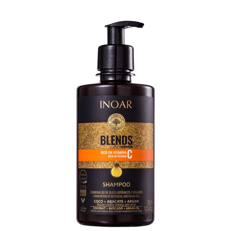 SHAMPOO BLENDS 300ML - INOAR