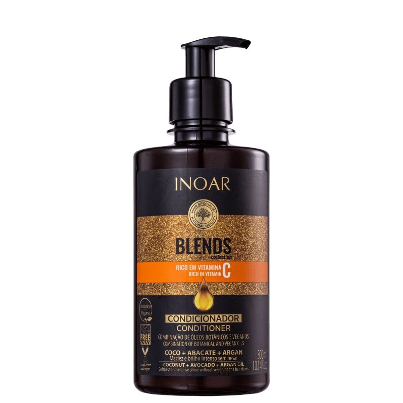 CONDICIONADOR BLENDS 300ML - INOAR