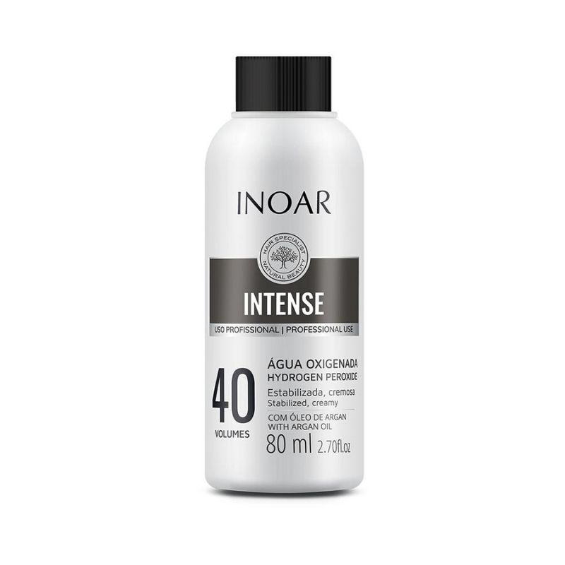 ÁGUA OXIGENADA INTENSE 40 VOLUMES 80ML - INOAR