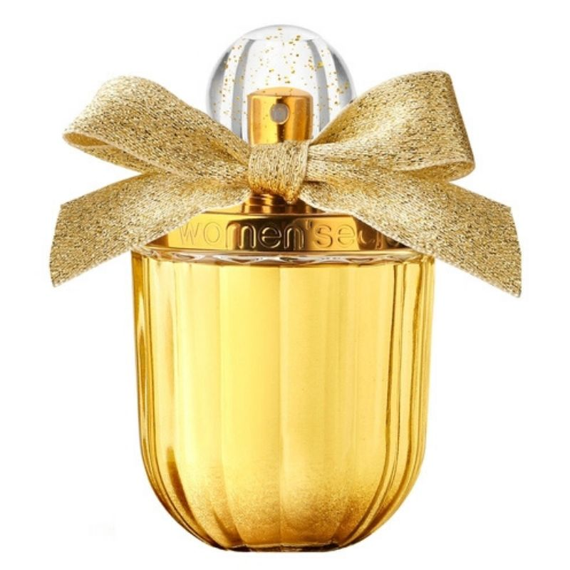 PERFUME GOLD SEDUCTION EDP 100ML - WOMEN'SECRET
