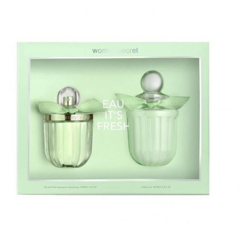 KIT EAU IT´S FRESH EDT - WOMEN'SECRET