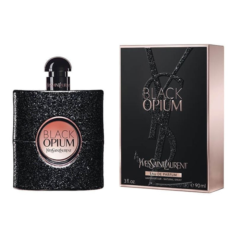 PERFUME BLACK OPIUM FEM EDT 90ML - YVES SAINT LAURENT